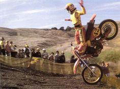Magoo Dismount...