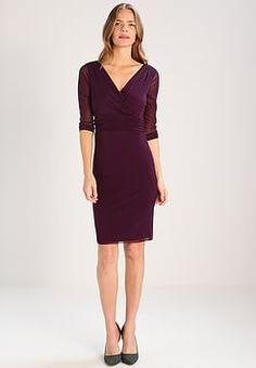 """Résultat de recherche d'images pour """"robe cache coeur hiver"""" Dark Purple, Dresses For Work, My Style, Collection, Black, Images, Fashion, Spirit, Gowns"""