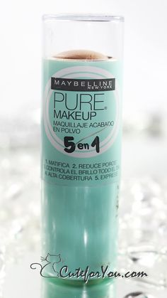 PURE MAKEUP 5 en 1 de MAYBELLINE EN STICK