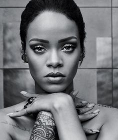 Rihanna by Craig McDean for The New York Times Style T Magazine