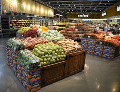 SAR-BIN04 - Orchard Bin Produce Merchandising System