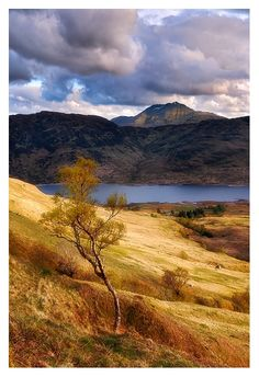 Loch Lomond National Park, Scotland