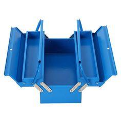 Strend Pro Kufor TB102F, na náradie, 430x200x160 3 dielny, plech