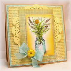 Bridget's Paper Blessings: Country Jar