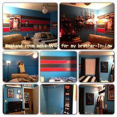 miami heat bedroom more eyan bedrooms bedrooms revamp boys bedrooms 1