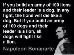 THIS IS LEADERSHIP!!!