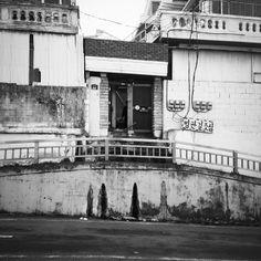 miami_namik / 예쁘게도 써놨꾸려~ / #골목 #글자들 #비탈 / 2013 12 24 /