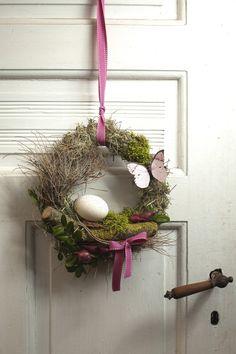 Türkränze - Türkranz Frühling - ein Designerstück von missbellflower bei DaWanda