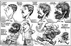 KAL's cartoon: this week, a haircut