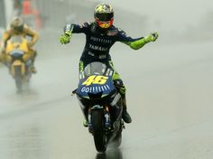 Valentino Rossi - A review of Valentino's history.  ***