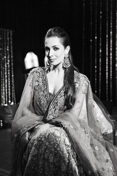 We hope you didn't miss the very sexy Malaika Arora Khan yesterday. She looked like a dream!