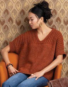 Ravelry: #17 Tawny pattern by Erika Knight