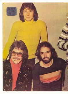 Robert Lamm, Jimmy Pankow, DannySeraphine (Chicago)