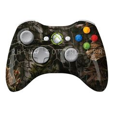 XBOX 360 controller Wireless Glossy Custom Painted- Without Mods Xbox 360 Controller, Custom Paint, Console, Games, Gaming, Roman Consul, Plays, Consoles, Game