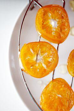 Mandarinas-Confitadas