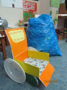Κερκυραίων Πρωτοβουλία ΜΚΟ: Το 10ο Νηπιαγωγείο Κέρκυρας συμμετέχει στην εθελοντική συλλογή πλαστικών καπακιών.