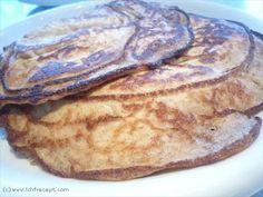 LCHF-Recept: Bästa pannkakorna Pancakes