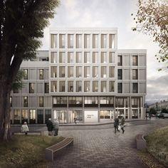 Forbes Massie / 3D Visualisation Studio / London - Work - mae / Lisson Grove