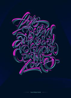 Typeverything.com - Comfort Zone by Joluvian.