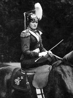 HIM Tsarina Alexandra Feodorovna of Russia (1872-1918) née Her Grand Ducal Highness Princess Alix of Hesse and by Rhine