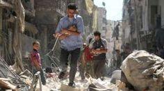 """Image copyright                  AFP Image caption                                      Más de 2.000 personas murieron en combates en los últimos 40 días en Alepo                                """"La última oportunidad para lograr la paz en una Siria unida"""". Así describió el secretario de Estados Unidos, John Kerry, la tregua negociada por su país con Rusia en la nación árabe y que entró en vigor este lunes. Si como espera K"""