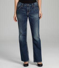 Silver Jeans Co. Plus Suki Bootcut Jeans