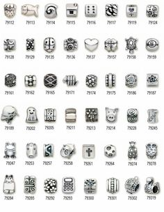 This best image collections about Pandora Charms Catalog is available to save. Pandora Necklace, Pandora Bracelet Charms, Pandora Jewelry, Charm Bracelets, Pandora Catalogue, Pandora Collection, Charmed, Jewels, Beads