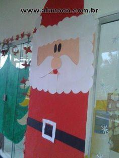 33 Ideias de portas decoradas para o Natal - Educação Infantil - Aluno On