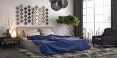 Für die meisten Menschen ist das eigene Schlafzimmer nicht nur ein Raum, in dem man sich schlafen legt, sondern auch ein Ort der Ruhe und Entspannung. Genau