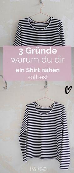 60 besten DIY ^ T-SHIRT NÄHEN Bilder auf Pinterest in 2018 | Basic ...