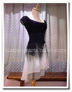 "BS #L01black-white/L/23"" Leotard:Trienawear Leotards, Peplum, Ballet, Formal Dresses, How To Wear, Image, Tops, Women, Style"