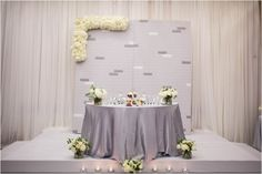 Phoenix Wedding Decor by Unfading Beauty Photography at Happy Valley Christian Center Divine Wedding Designs