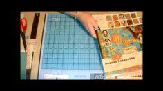 3 different pocket mini book tutorials using 1 sheet of 12x12