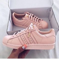 adidas blush- Stylish Adidas superstar designs http://www.justtrendygirls.com/stylish-adidas-superstar-designs/