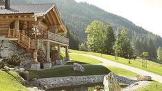 Silver Wolf - Woodridge Luxury Chalets in Werfenweng / Salzburg