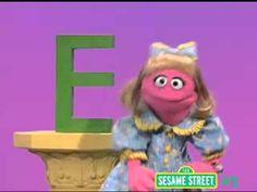 Sesame Street Queen Latifah The Letter O Letter o