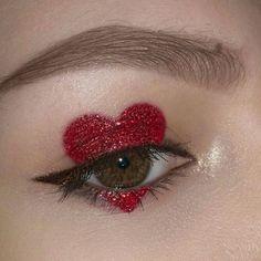 Makeup Eye Looks, Eye Makeup Art, Natural Eye Makeup, Eye Art, Cute Makeup, Pretty Makeup, Awesome Makeup, Grunge Eye Makeup, Beauty Makeup