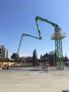 San Joses Surge in Urban Development - Conco Residential Construction, San Jose, Bay Area, New Homes, Public, California, Urban, City, Cities