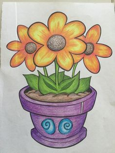 Small Drawings, Art Drawings For Kids, Colorful Drawings, Art For Kids, Acrylic Painting For Kids, Boat Painting, Basic Drawing For Kids, Mehndi Design Images, Student Drawing