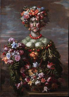 Giovanni Stanchi. La Primavera