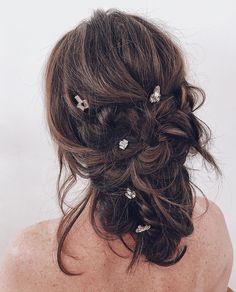 Exkluzív kristály hajtű Dreadlocks, Hair Styles, Beauty, Beleza, Dreads, Hairdos, Hairstyles, Box Braids, Haircut Styles