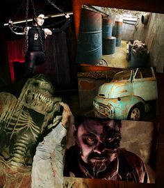 1000 images about the very best haunted houses in the u s for 13th floor haunted house pa
