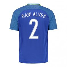 2016 Brazil Soccer Team Dani Alves #2 Away Replica Jersey Brazil Soccer Team 2016 Dani Alves #2 Away Soccer jerseys|cheap Brazil cheap soccer Jerseys soccer store |[D849] - $22.99 : Cheap Soccer Jerseys,Cheap Football Shirts