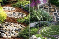Coming across rock landscaping ideas backyard can be a bit hard but designing a rock garden is one of the most fun and creative forms of Garden Deco, Garden Art, Garden Design, Garden Sheds, Yard Care, Landscaping With Rocks, Landscaping Ideas, Raised Garden Beds, Sloped Garden