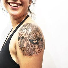 Blob riverside for Sasha based on the drawings of @lumpland Thank u so much this was so fun! . . . . #experimental #tattrx #tattoo #tattooist #tttism #blackworktattoo #blackwork #blackworkers #lineart #linework #l4l #inkedgirls #equilattera #inkstinct #tattoolove #tattooinspiration #inkstagram #vscoart #hypebeast #california #berkeley #bayareatattoo #oakland #tattoogirl #abstract #abstracttattoo #abstractart #qttr #ink #tatuaje