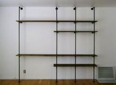"""How To Build An Industrial Chic Closet Organizer (Part 1) - Aka. """"My Closet Is Cooler Than Me"""" 