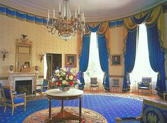 Jackie Kennedy White House Tour Lincoln Room