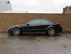 2008 (08) Mercedes CLK63 AMG Black Series | Obsidian Black