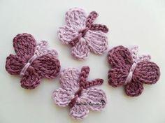 butterfly crochet.