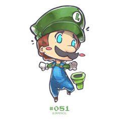 JrPencil Luigi